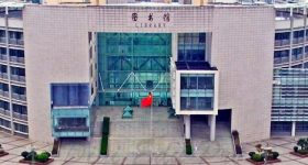 Xi'an_International_Studies_University-campus3