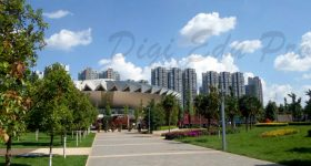 Yunnan-Normal-University-Campus-1