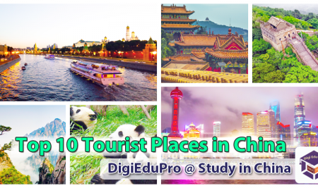 Top 10 Tourist Places in China